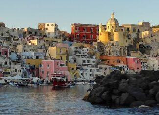 What to see on Procida island