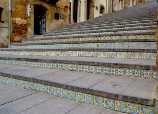 Caltagirone, the ceramic capital of Sicily