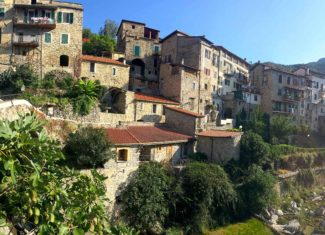 Liguria beyond the usual routes