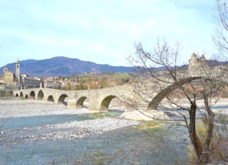 Bobbio, a town wrapped in legend and history
