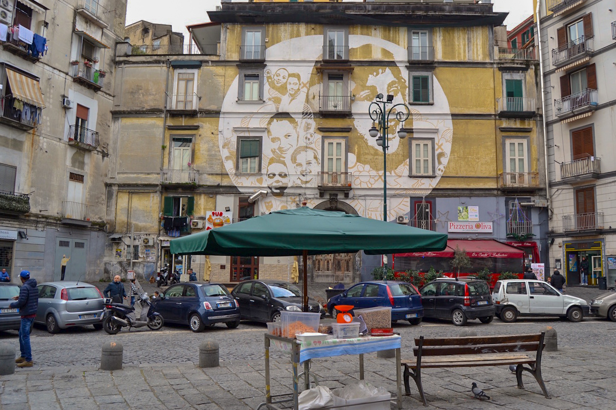 Naples-Rione-Sanita