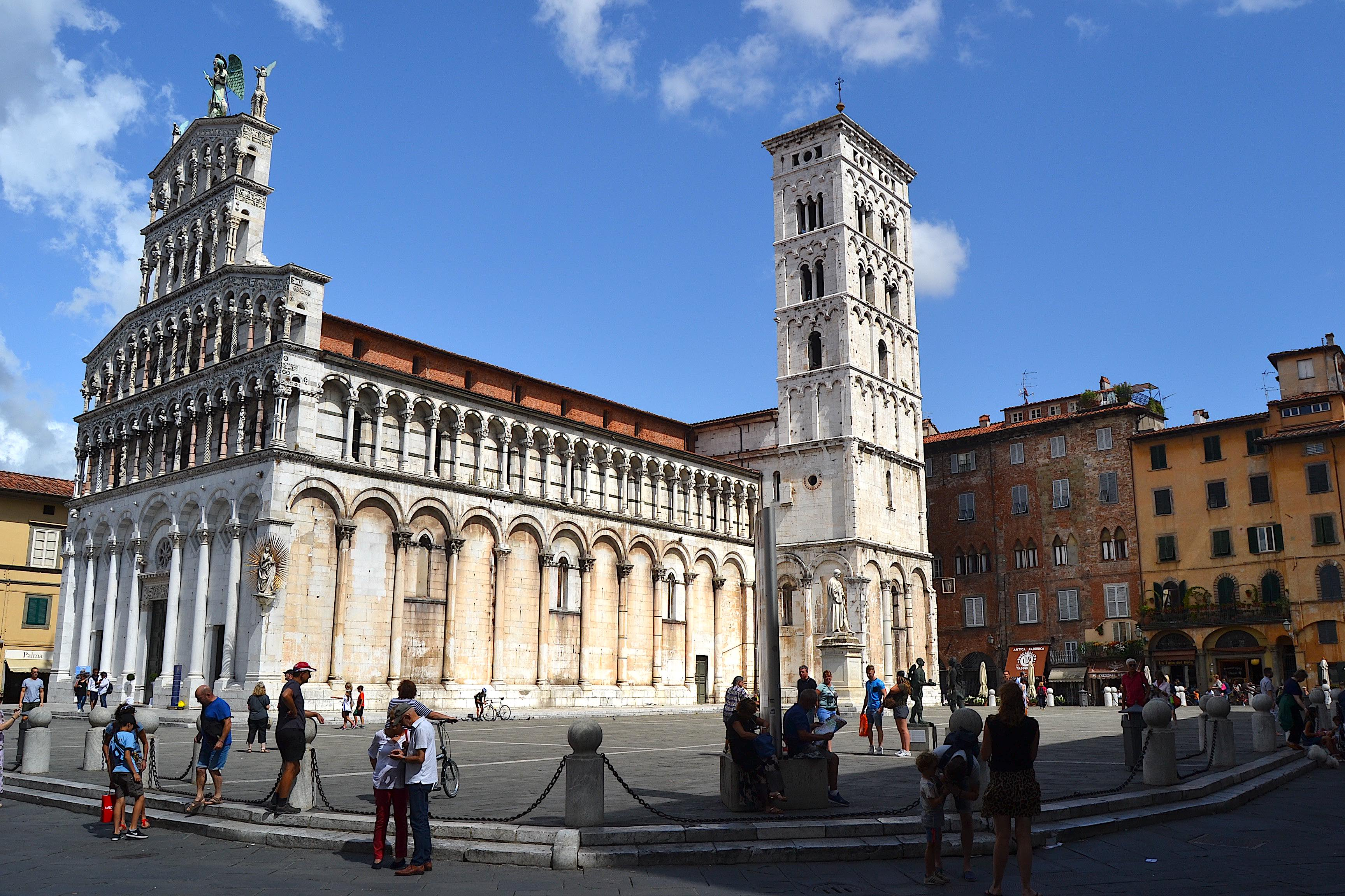 Tuscany-Lucca