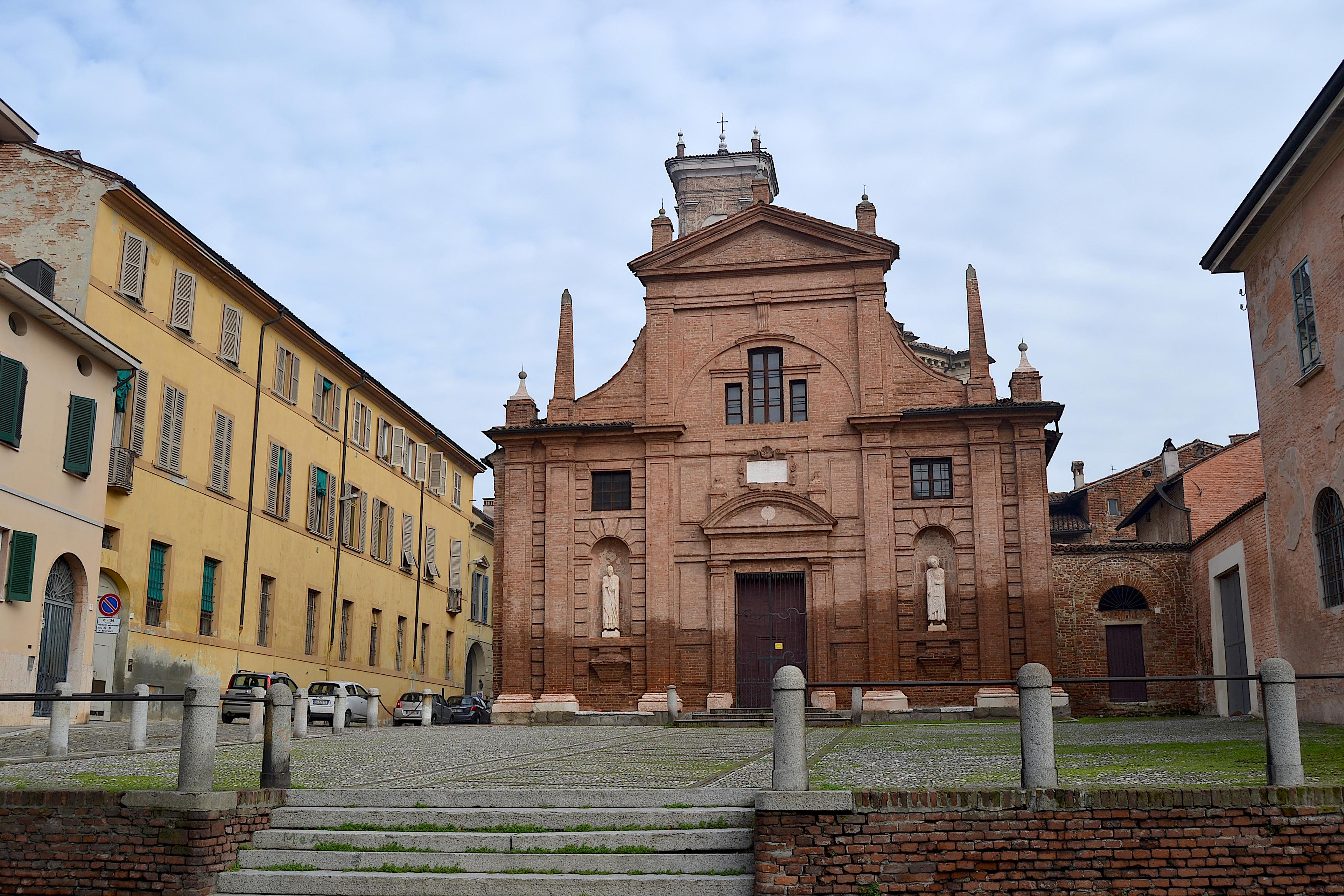 Cremona-church