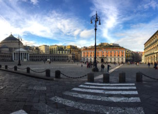 A weekend in Naples