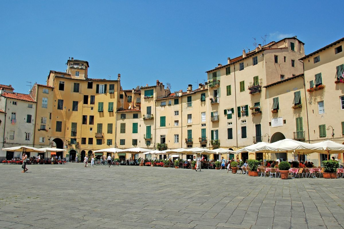 Why you shouldn't miss Lucca on your next trip to Tuscany