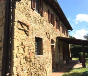 Villa San Michele: feeling at home in Tuscany