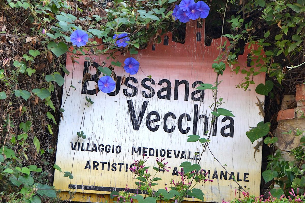 Bussana Vecchia, the international artists village