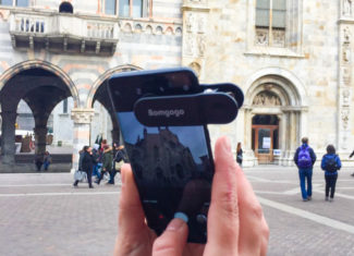 Phonetography: Bomgogo smartphone lens kit review