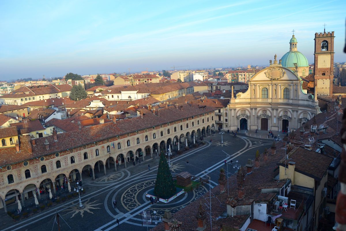 5 reasons to visit Vigevano