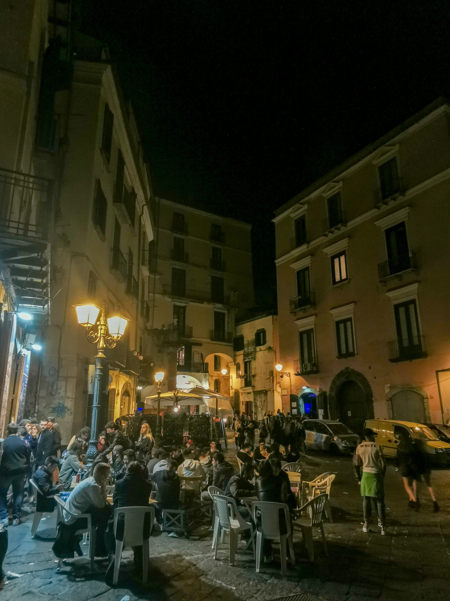 Salerno-nightlife