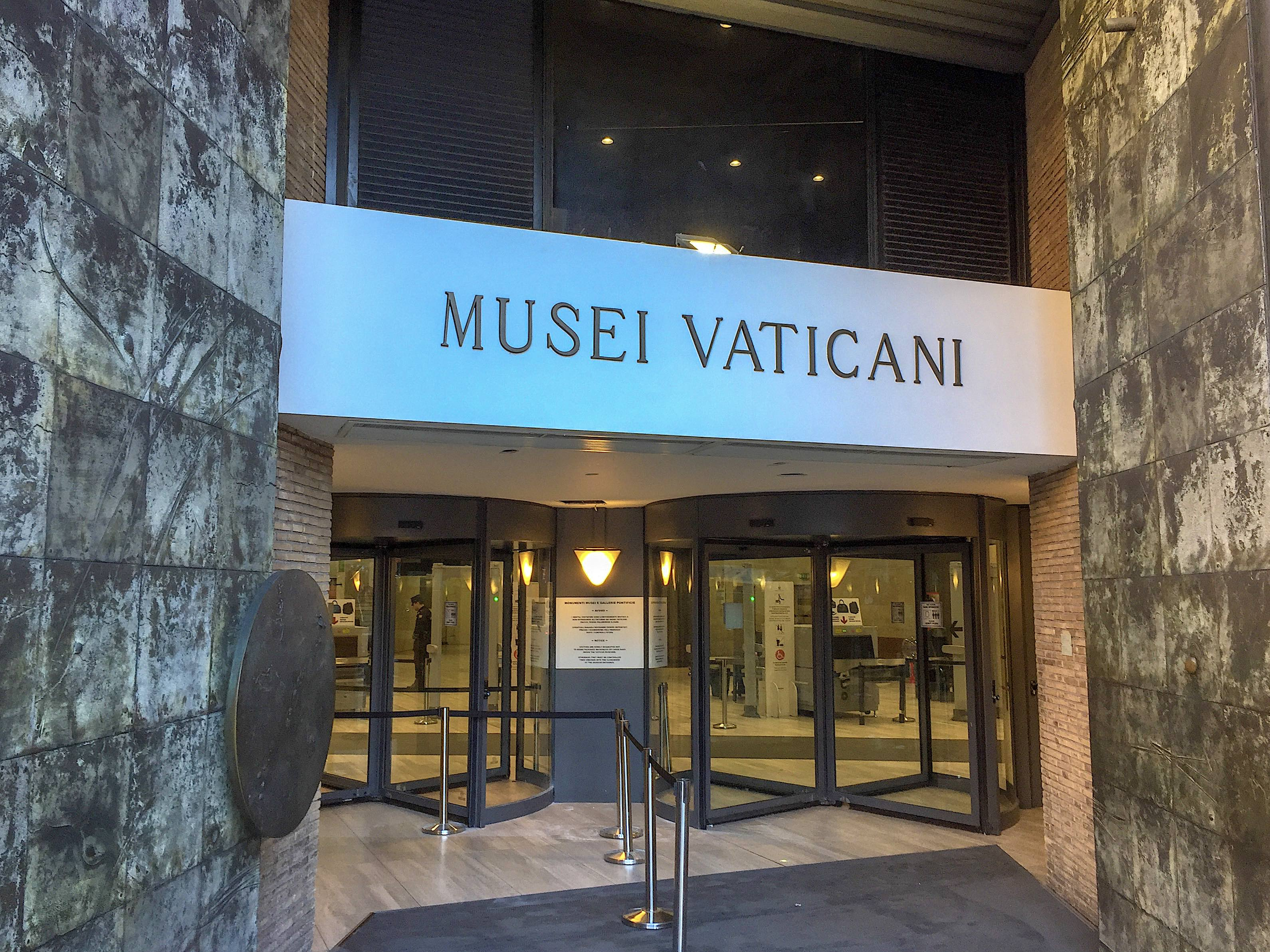 Rome-vatican-museums