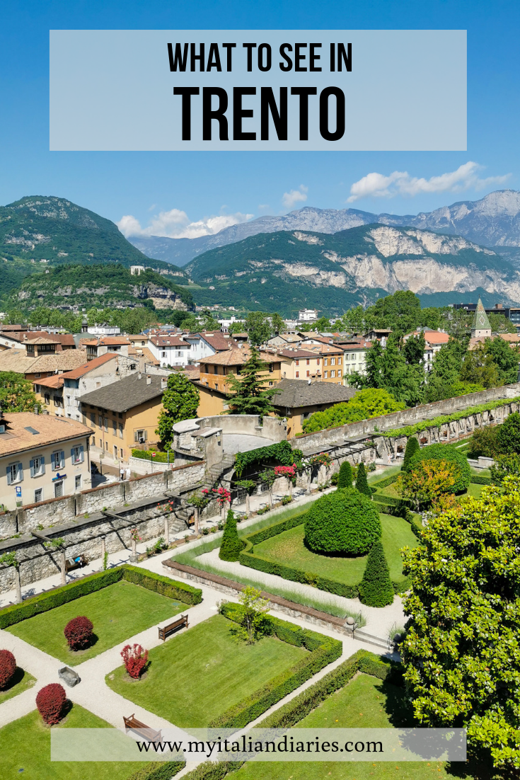 What to see in Trento