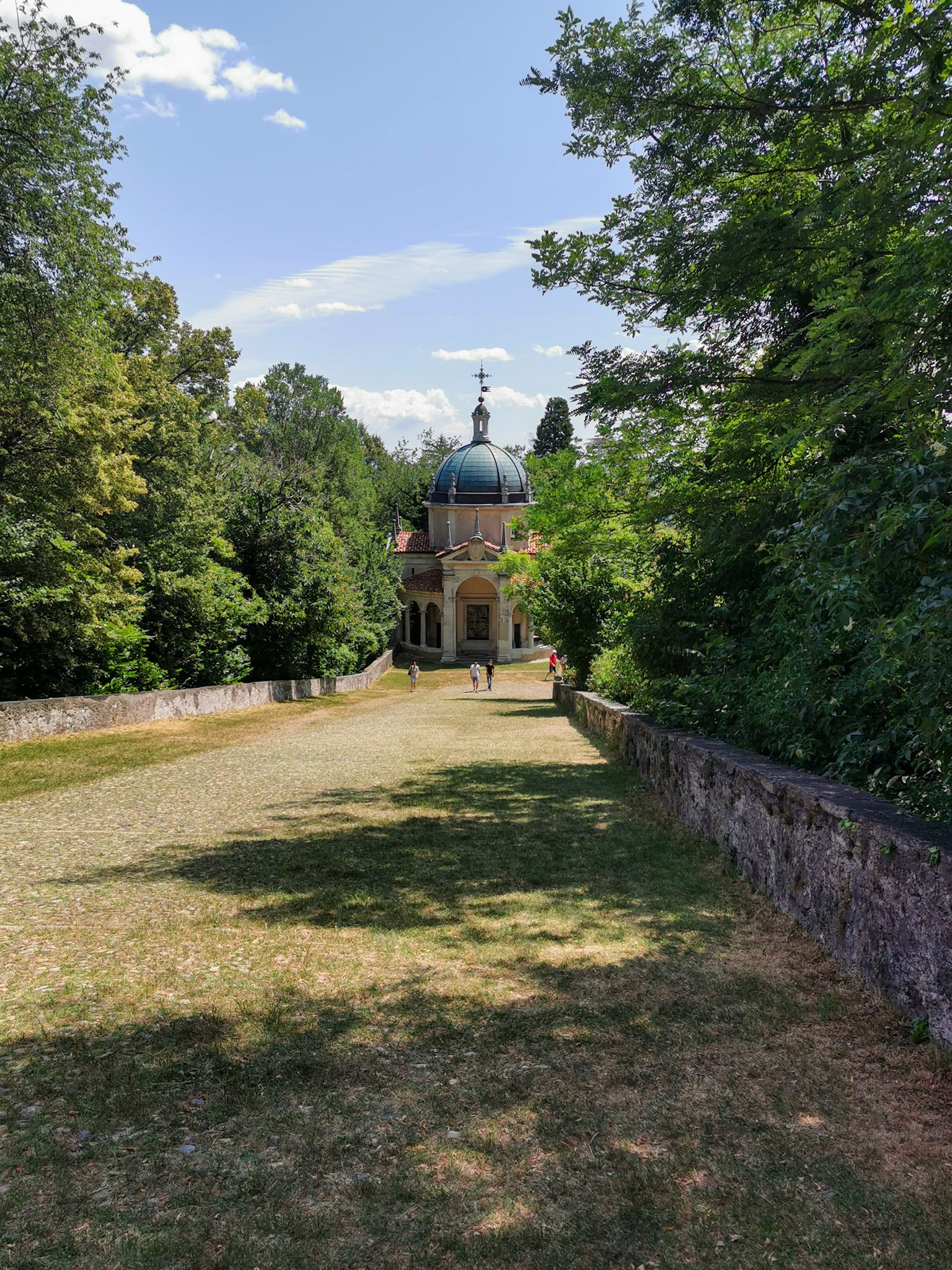 The Sacro Monte of Varese