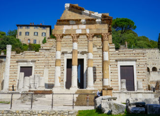 A day trip to Brescia