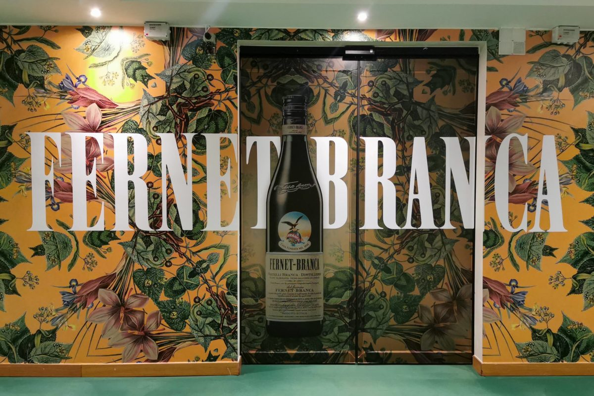 Visiting the Branca Museum and Distillery in Milan
