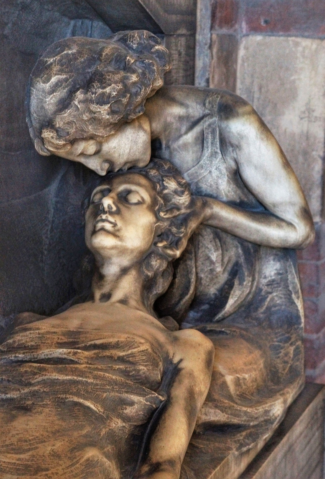 The Monumental Cemetery of Milan