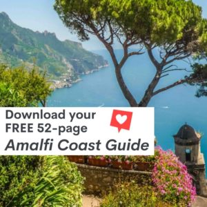 Download a free guide to the Amalfi Coast