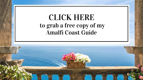 Free guide to the Amalfi Coast