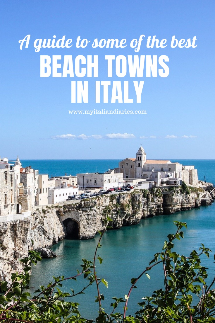 Vieste, one of the best beach towns in Italy