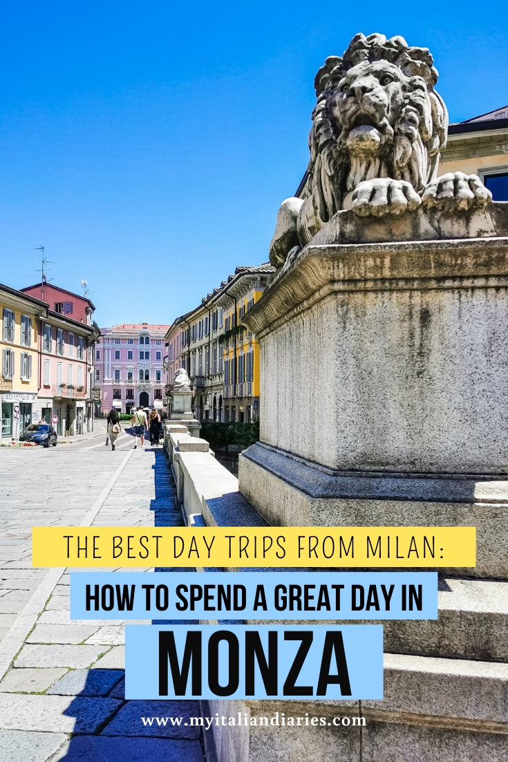 How to spend a great day in Monza, the perfect day trip from Milan
